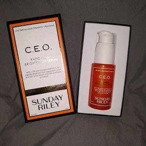 Sunday Riley CEO Vit.C Brightening Serum